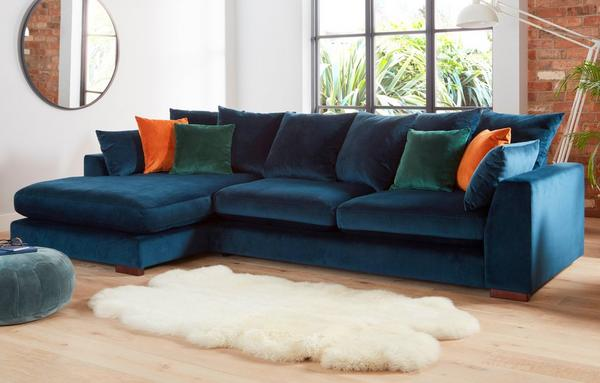 Corner Sofa Beds, Dfs Sofa Duck Egg Blue